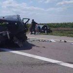 Teška saobraćajna nesreća na auto-putu, šestoro povređenih među kojima je četvoro dece